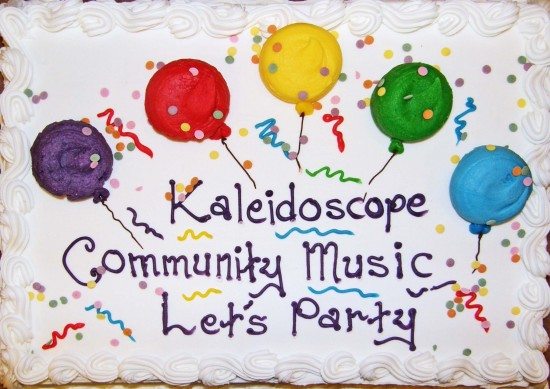 Kaleidoscope Community Music - Let's Party
