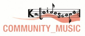 Kaleidoscope Community Music - Logo
