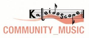 Kaleidoscope Community Music - Logo