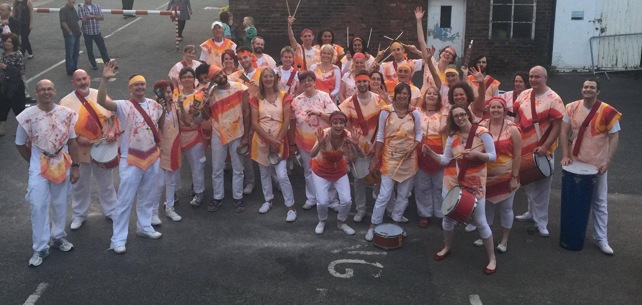 Tres Cidade - Group photo
