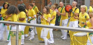 Beginners Taster Workshop in BRAZILIAN CARNIVAL DRUMMING