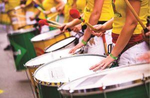 Summer Drumming - Derby